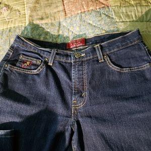 Authentic Ladies Lois Blue Jeans Size 30